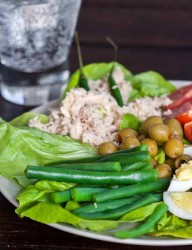 French Tuna Salad