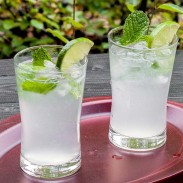 The amazing mojito, the most refreshing drink for the summer