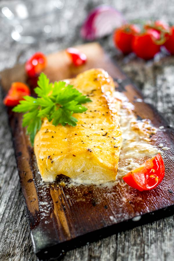 Delicious dish for all seafood lovers, ready in no time with the help of your BBQ   CookingGlory.com