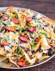 Best macho nachos recipe to keep you busy on game day