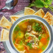 Sour Chicken Soup